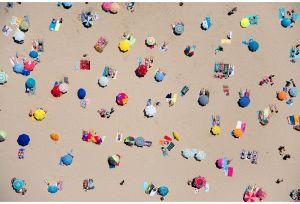 Lisbon Umbrellas